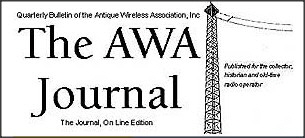 The AWA Journal